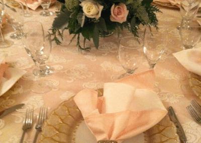 BRIDE TABLE SET